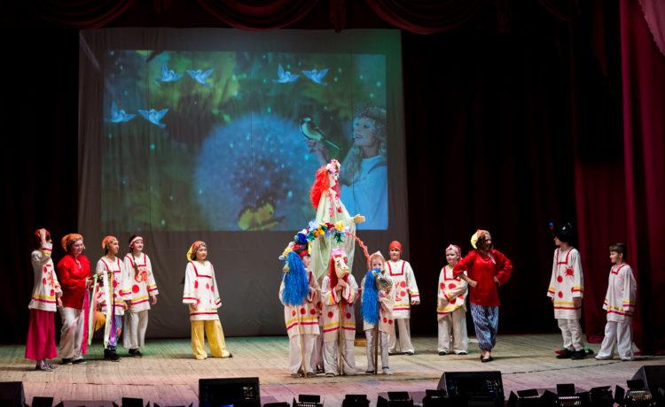 Народный самодеятельный коллектив театр кукол «Романтик»