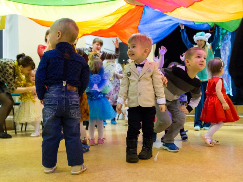 Студия общего развития для малышей «Хочу всё знать»