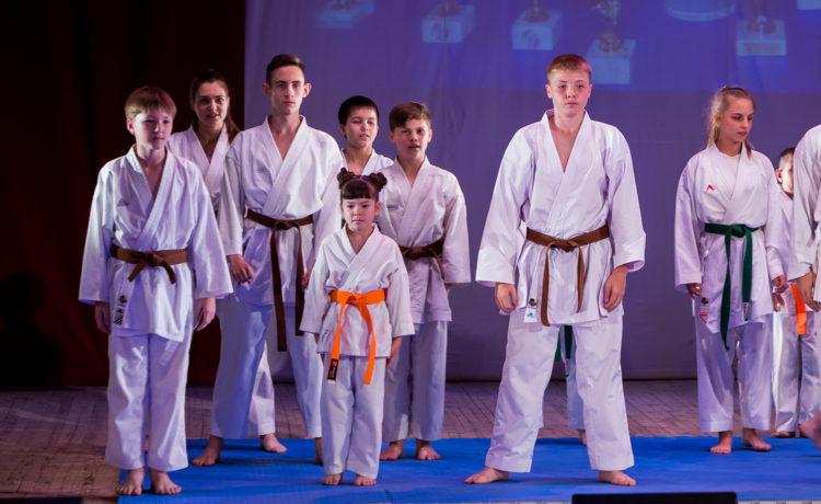 Спортивно-оздоровительная студия каратэ «Ирбис-baby» и «Ирбис»